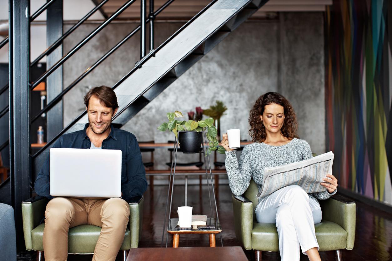 Norges største aviser